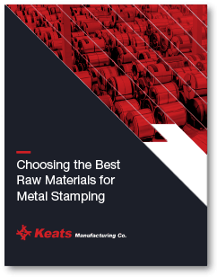 best-raw-materials-metal-stamping